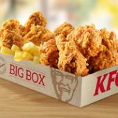Hot Wings Box
