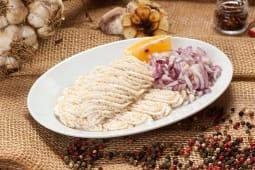 Salata icre de Stiuca din Balta Bugeac (2 felii de paine incluse)