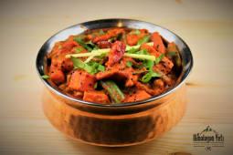 Vegetable Balti