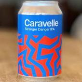 Cerveza Caravelle stranger danger IPA (33 cl.)