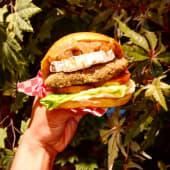 Hamburguesa Vegeta