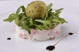 Тартар з лосося (200г)