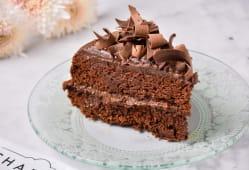 Torta de chocolatosa