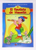 El Flautista De Hamelin Cuentos Para Colorear