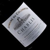 Вино Chablis, Domaine Du Colombier Франція (375мл)