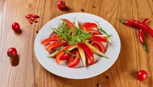 Овочева нарізка (250г)
