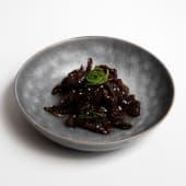 Mongolian Crispy Beef - Mongolia