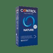 Condones control nature (12 uds.)