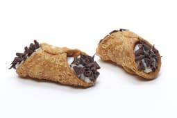 Cannolo Siciliano Medio - Cioccolato