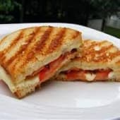 Bacon Cheese & Tomato