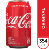 Coca Cola - Lata 354 ml