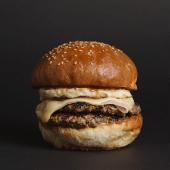 Burger classic + papas fritas