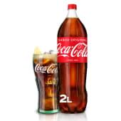 Coca-Cola Sabor Original botella (2 lt.)