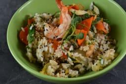 Рис кім-чі з морепродуктами (300г)