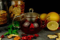 Чай ягодный микс (500мл)
