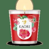 Kaori Vela Frutos Rojos 225g