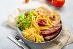 Величезний сніданок У Молі (340г/30г)