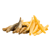 Тюлька з картоплею (200г)
