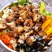 Bowl pollo teriyaki