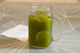 MACHA Cold ginger&lime