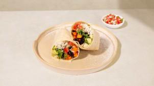 Burrito Boniato - Vegetarian