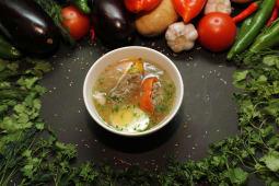 Суп по-восточному