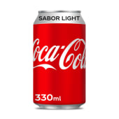 Coca-Cola Light Lata 330ml