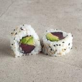 Maguro Avocado Uramaki (6 uds)