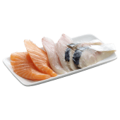 Sashimi assortiment x 6 pcs