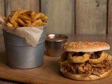 Meniu Tex-Mex Burger
