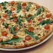 Pizza Twin al Pesto