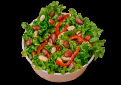 ბოსტნეულის სალათი