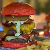 Burger toro doble (150 g.)