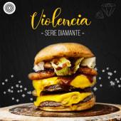 Violencia - Serie Diamante
