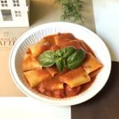 Paccheri al pomodorino di sicilia
