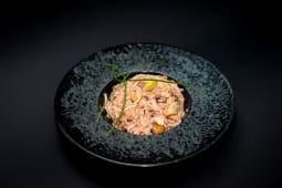 Rižoto morski plodovi porcija (posno)