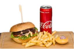 Meniu Hamburger vita