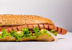 Hotdog mare