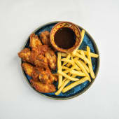 Buffalo Chicken Wings (picantes)