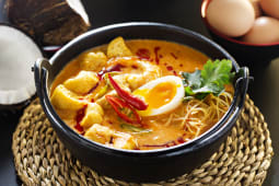 Malay Curry Laksa