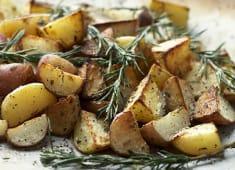 Картопля з салом (200г)