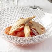 18. El mejor tomate con bonito de campaña y aceite de oliva virgen