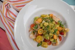 Salata de Avocado si Creveti