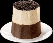 Semifreddo Triplo Cioccolato