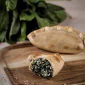 Empanada di Spinaci e Mozzarella