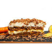 Tort Ciorbelle cu morcov si ghimbir