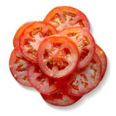 12 Rodajas de Fresco Tomate