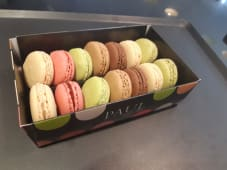 Boîte de macarons - 14 pièces