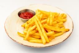 Картопля фрі з кетчупом (120/50г)