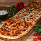 Піца Карибська метрова (1380г)
